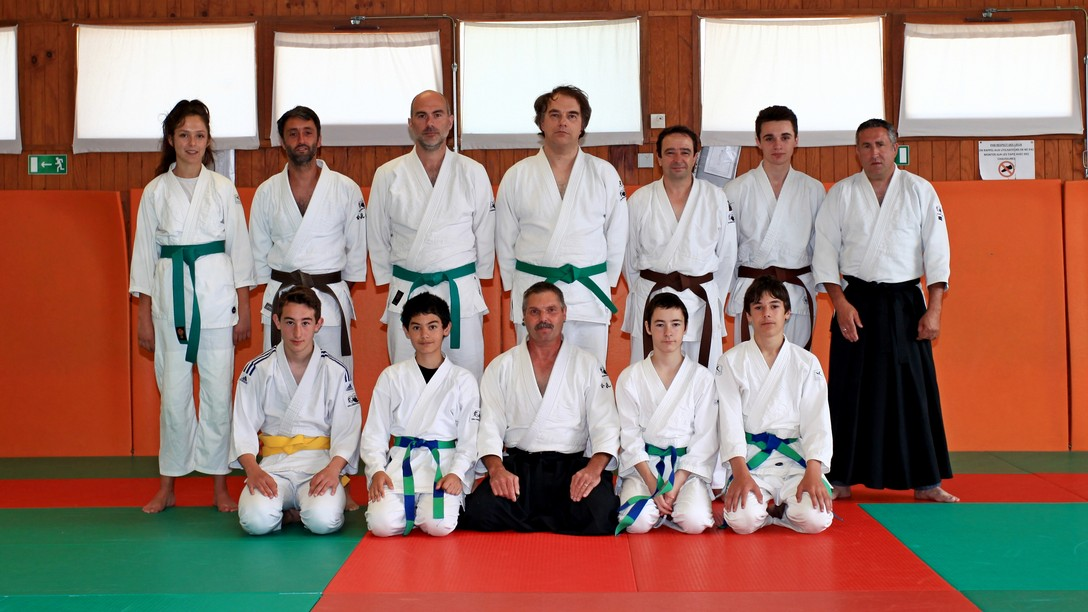 b5e5ea71ccba7 Historique du club - AIKIDO TRADITIONNEL de SAINT-MAGNE